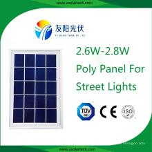 2.7W Customized Design Mini Solar Panel