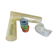 Stationery Tape Acrylic BOPP super clear