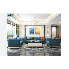 Modern New Fashion Light luxury Sofa Furniture