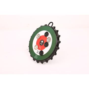 Game Magnetic bottle cap dartboard
