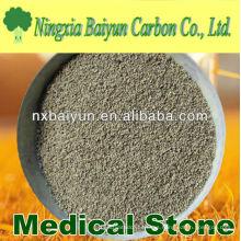 Medios filtrantes de Maifanite para purificación de agua / piedra médica