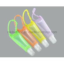 Silicone Hand Sanitizer Bottle Holder (NTR09)