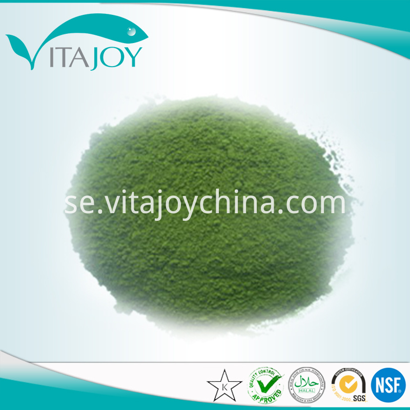 Organic Wheat/Barley Grass Powder/Extract