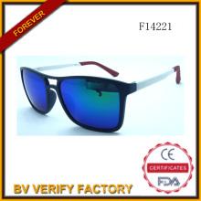 F14221 China Hersteller Unisex Glassic Sonnenbrille 2015