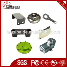 plastic and metal product material and CNC machining, cnc machining plastic and metal parts
