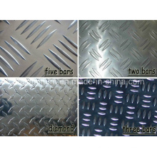 China Supplier Aluminum Tread Plate with Various Sizes
