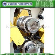 Wheel rim production line