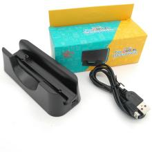 Suporte de suporte para estação de carregamento da estação de carregamento USB para Nintendo Acessórios novos para jogos de consola 2DSLL NEW2DS XL com caixa de varejo