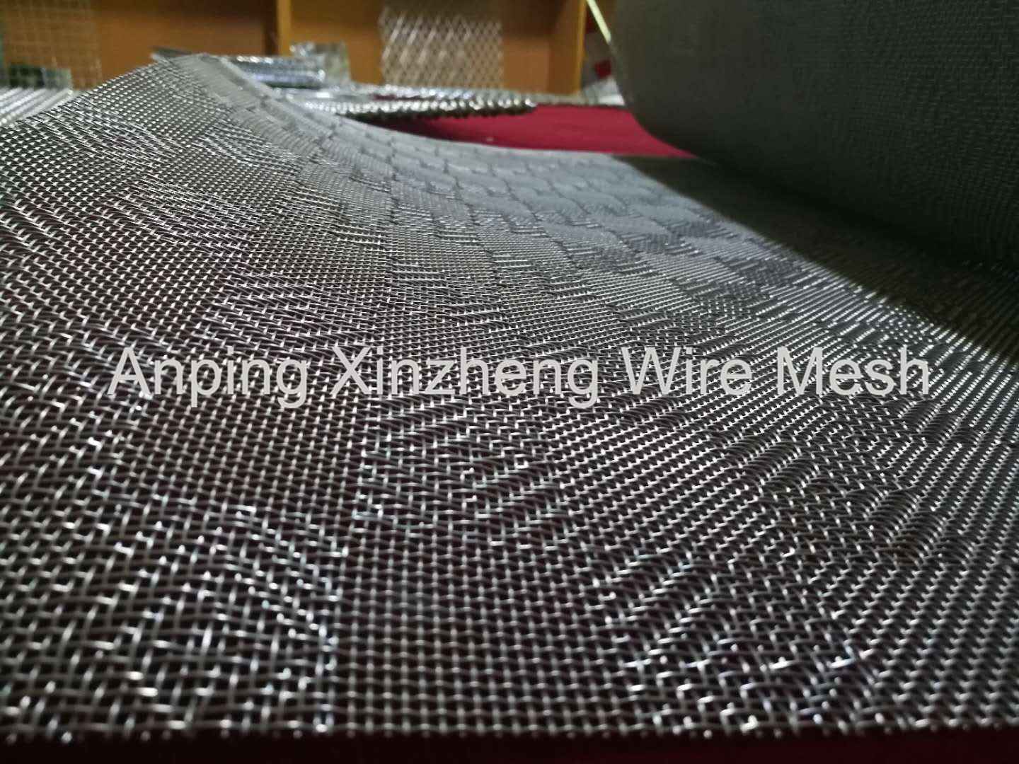 Stainless Steel Twill Weave Screen