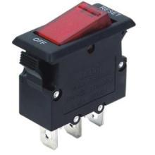 Interruptor da proteção da sobrecarga do interruptor do balancim do protetor do diodo emissor de luz