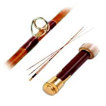 FYR005 Caña de pescar Oem 3 sec Bamboo Fly Rod