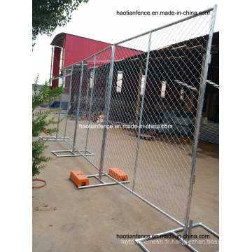 American Temporary Chain Link Mesh Fence Panel, Temp Chain Link Fening Panels
