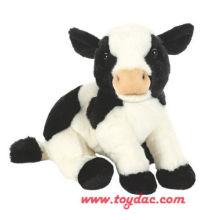 Plush Stuffed Cow Calf