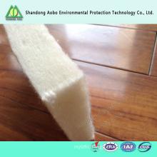 Eco-friendly 50mm 100% wool felt for mattress and sofa