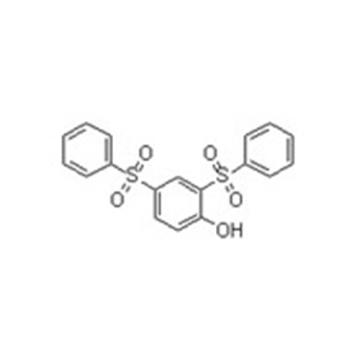 2,4-Bis(phenylsulfonyl)phenol CAS 177325-75-6