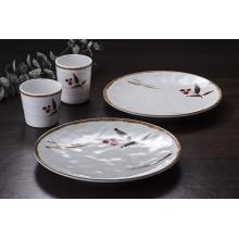 "Melamine 9""Round Plate/Round Dish/Plate (AT13807-09)"