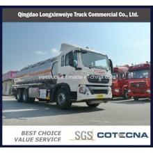 Camión cisterna de combustible HOWO T5g 6X4