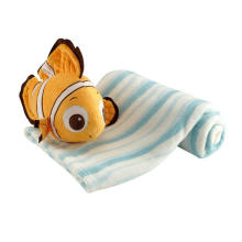 Sea Animals Stuffed Soft Rainbow Fish Plush Toy for Wholesale