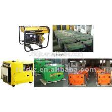 conjunto gerador a diesel para uso doméstico