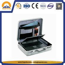Caso de alumínio executivo comercial breve Laptop (HL-5209)