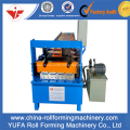 Galvanized Roofing Sheet Tile Roll Forming Machine