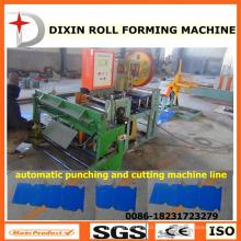 Dx Ridge Tile Sheet Making Machine / Punching Machine / Machine de découpe