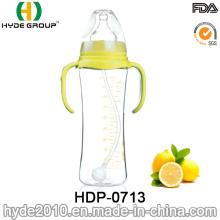 BPA Free Standard Neck Baby Plastic Feeding Bottle (HDP-0713)
