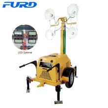 400W * 4 7m tour de lumière LED mobile (FZMT-1000B)