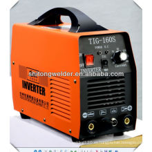 Máquina de soldadura MMA / TIG del inversor WS-160