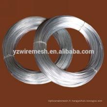 Matériaux de construction Gi binding Wire / Galvanized Iron Wire