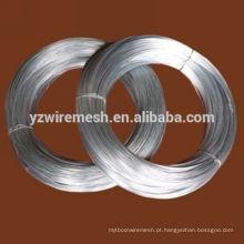 Materiais de construção Gi binding Wire / Galvanized Iron Wire