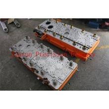 Procesamiento de metal de alta velocidad de precisión de pasos de precisión