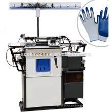 Máquina que hace punto automática del guante del fabricante de China HX-305 7/10/13 / 15g