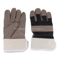 Safurance Leather Short Labor Protection Glove