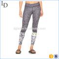 Pantalones de fitness Leggins de deportes de yoga para mujer legging sin costura al por mayor