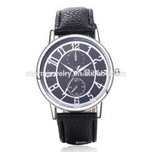 Топ продавать высокое качество Cool цифровой кварцевый наручные часы кожи SOXY044