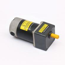 Редукторный двигатель постоянного тока с постоянным магнитом 90V 25W