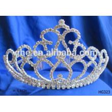 Aniversário tiara aniversário tiara coroa mala feminina coroas e tiaras por atacado