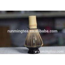 Batidor de matcha de bambú