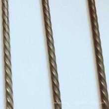 Спиральный ребристый провод для ПК 4,8 мм 6,0 мм 7,0 мм 9,0 мм