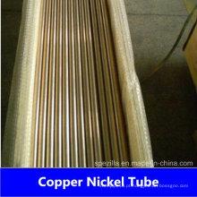Tubulação sem emenda do níquel do cobre 90/10