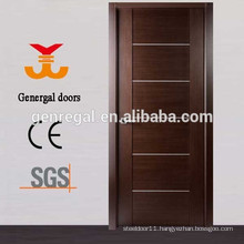 Wooden flush solid painting interior doors