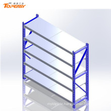 shelves heave duty for warehouse storage system