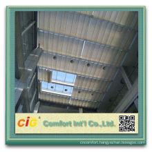PVC Polyester Sunscreen Fabric Curtain Designs