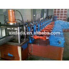 highway guard bar plate roll forming machine China manufacturer