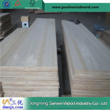 3mm Paulownia Wooden Cores for Skis Snowboards Kiteboards