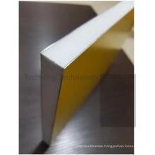 PVDF PE Coating Aluminium Aluminum Facade Panel 3mm 4mm 5mm 6mm Fireproof Fire Rated Resistant Retardant B1 A2 Fr ACP