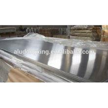 Buena calidad de la placa de aluminio de la serie 3000 / hoja para la construcción
