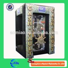2015 hot sale Inflatable Money Machine/Cash Box for sale