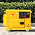 BISON China Zhejiang 5KW AC DC Three Phase Diesel Generator, 5W Power Generator, king max diesel generators